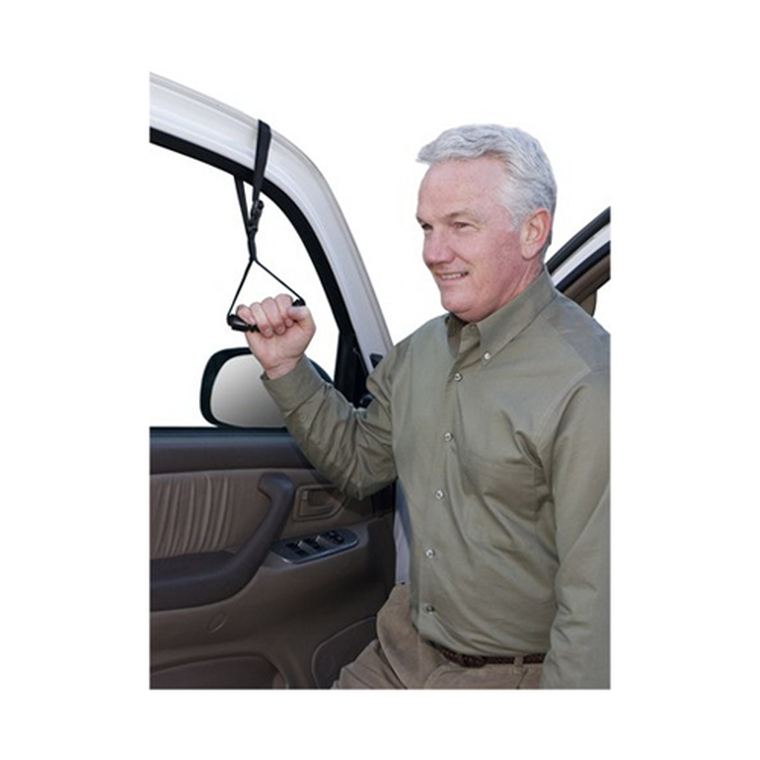 Stander Car Caddie Adjustable Up To 250 Lbs, 2080 - 1 Ea