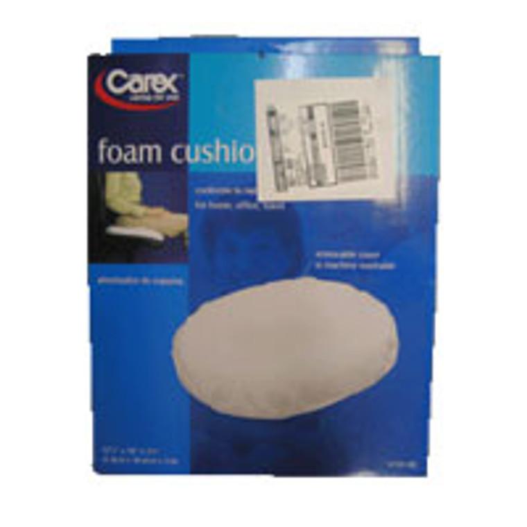 Apex-Carex Wheelchair Cushion Invalid Foam, Size: 13  Inches X 16 Inches - 1 Ea