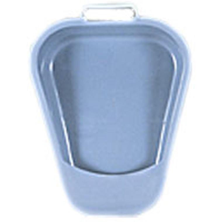 Medline Autoclavable Pontoon Bed Pan, Blue Color, #Dynd88205 - 1 Ea