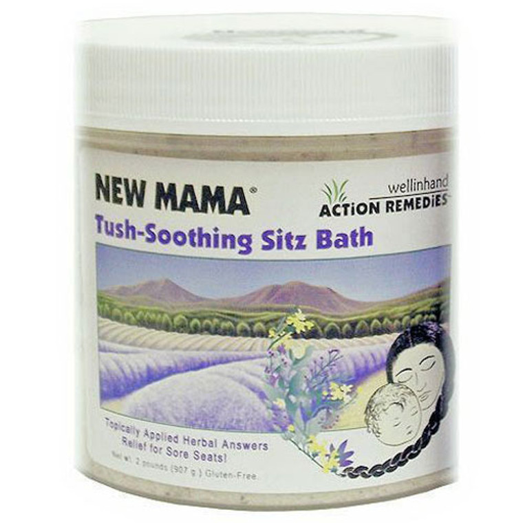 Wellinhan New Mama Tush Soothing Sitz Bath - 32 Oz