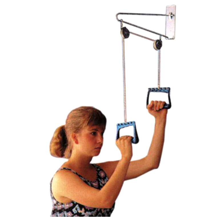 Essential Medical Supply Exercise Pulley Set, 1 Ea