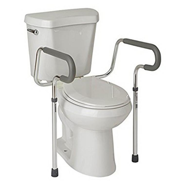 Guardian Aluminum Toilet Safety Frame By Sunrise Medical - 1 Ea