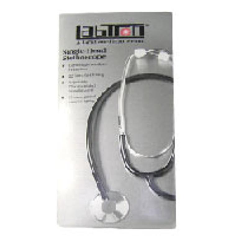 Graham Field 22 Inches  Single Head Nurse Stethoscope, Grey 300Dlx-Gy - 1 Ea