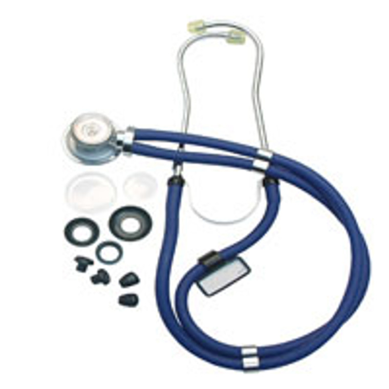 Graham Field 22 Inches Sprague Rappaport-Type Stethoscope, Magenta, #602Mag - 1 Ea
