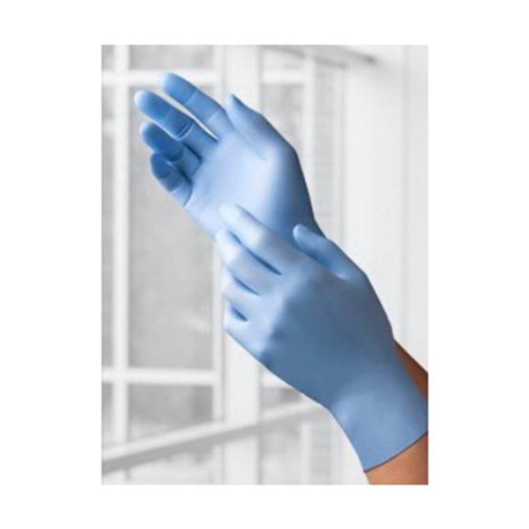 Tronex Health Care Nitrile Examination Gloves Powder Free, XL, 50 Ea