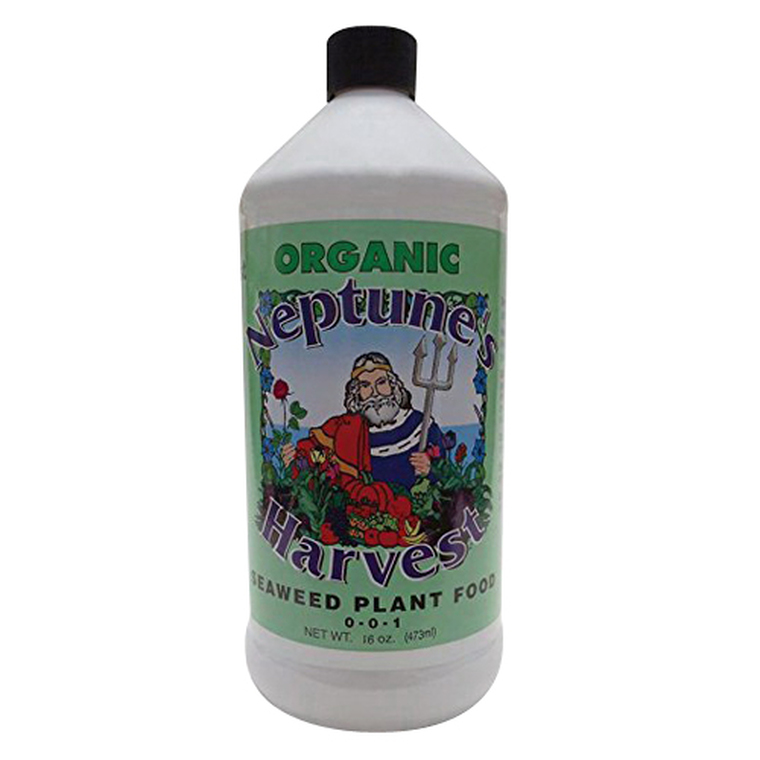 Neptunes Harvest Organic Seaweed Plant Food Fertlizer, 16 Oz