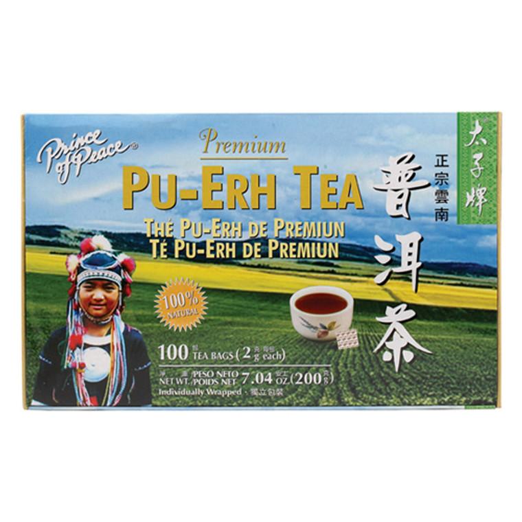 Prince Of Peace Premium Pu Erh Tea - 100 Bags