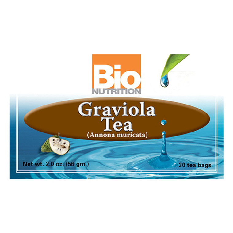 Bio Nutrition Graviola Tea Bags, Immune Support, 30 ea