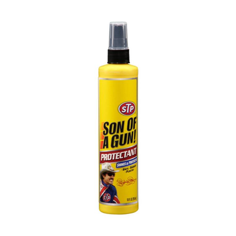 Stp Son Of A Gun Protectant Spray - 10 Oz