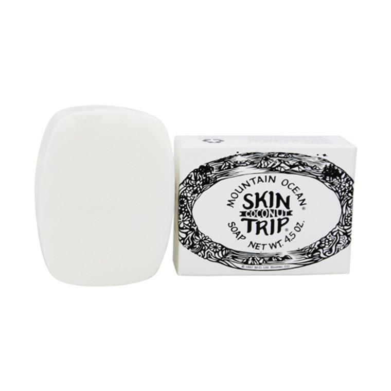 Mountain Ocean Skin Trip Coconut Bar Soap, 4.5 Oz