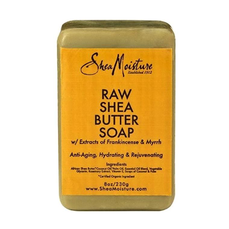 Shea Moisture Raw Shea Butter Bath Soap, 8 Oz