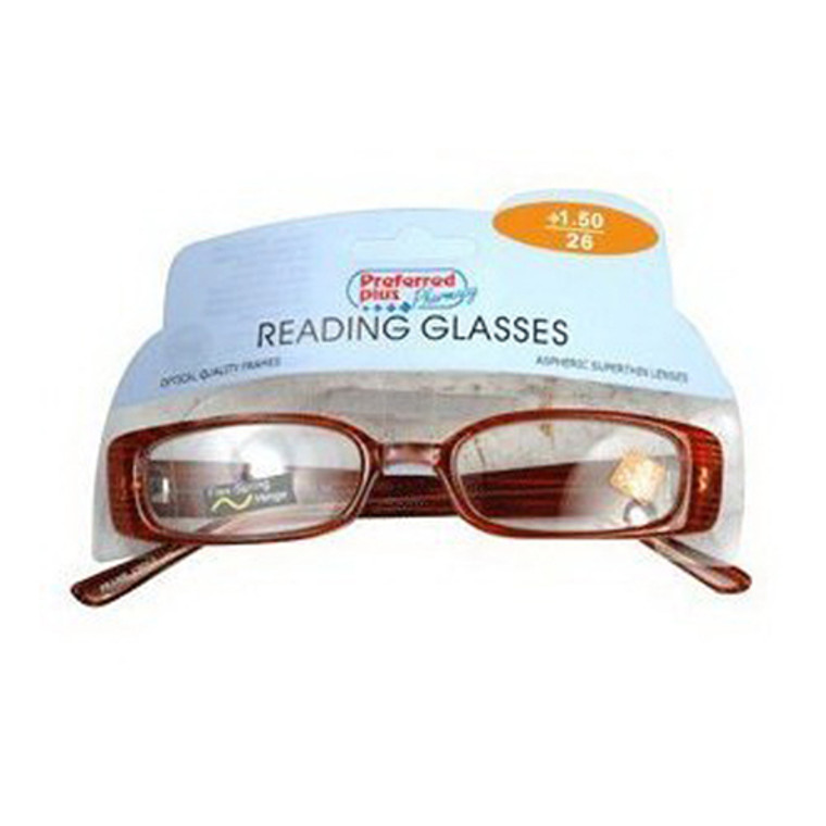 Reading Glasses 2.25 Power By Kpp Frame Size: Rr909, 1 Ea