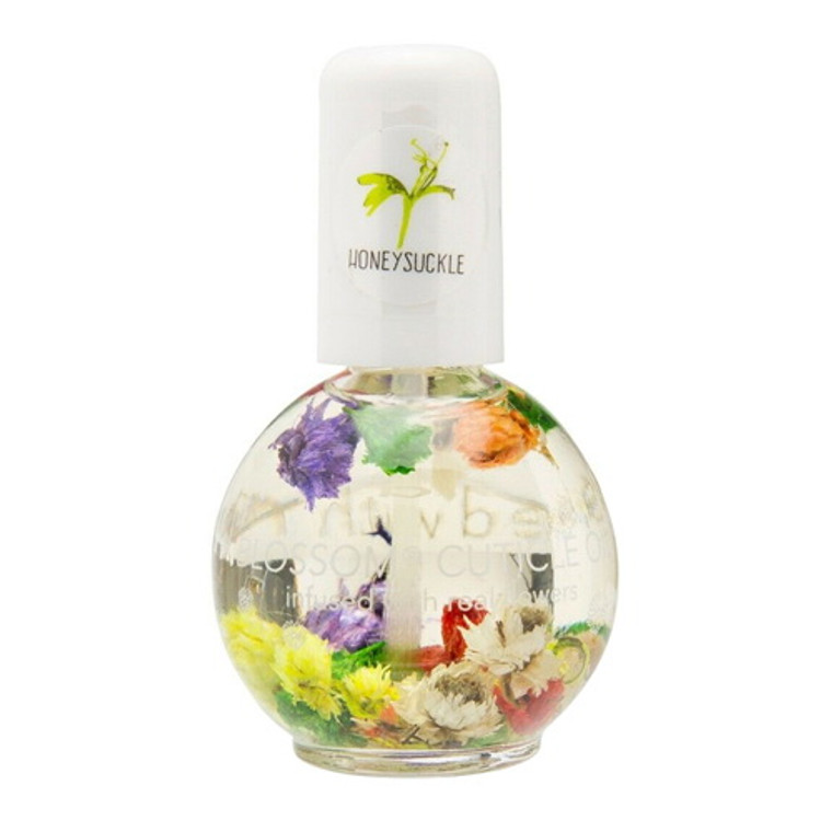 Blossom Cuticle Moisturizer Softener Oil, Honeysuckle, 0.5 Oz