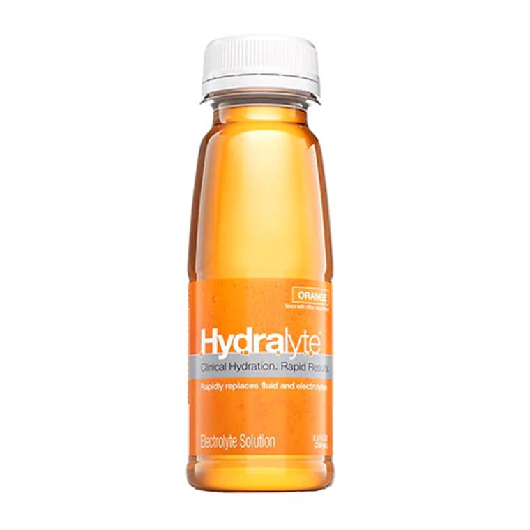 Hydralyte Electrolyte Solution Single Serve Orange, 8.45 Oz