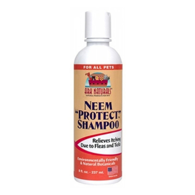 ARK Naturals Neem Protect Pet Shampoo, 8 Oz