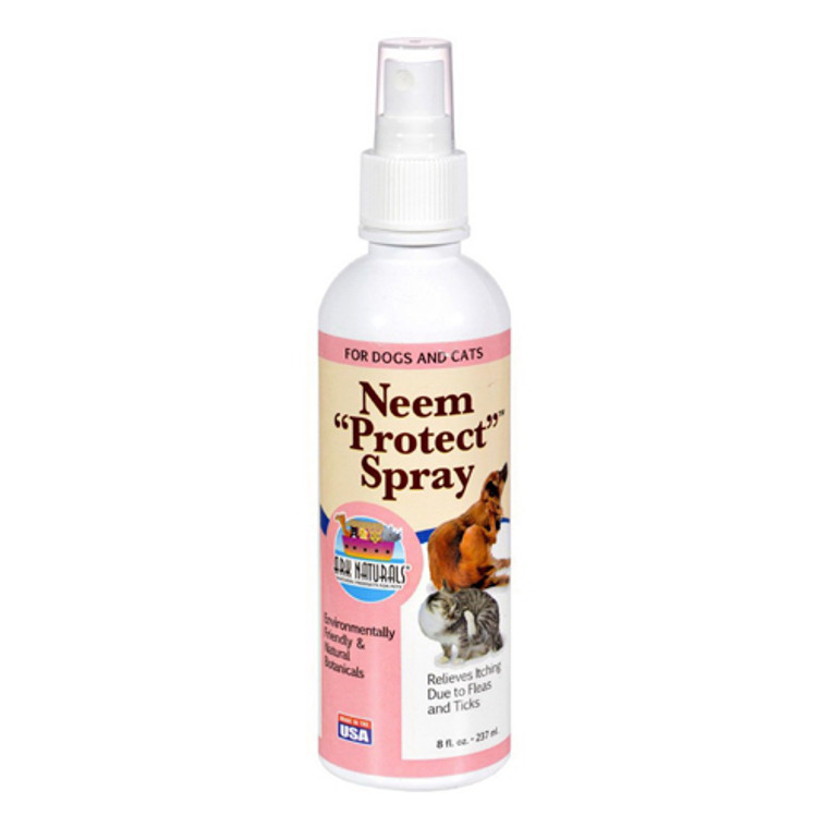 ARK Naturals Neem Protect Pet Spray, 8 Oz