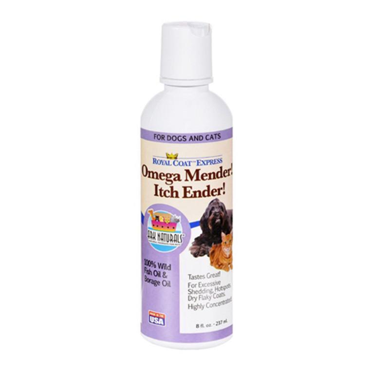 Ark Naturals Royal Coat Express Dog and Cat Liquid Supplement, 8 Oz