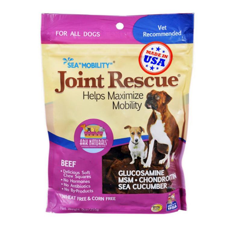Ark Naturals Sea Mobility Joint Rescue Beef Jerky Flavor Pet Supplement, 9 Oz
