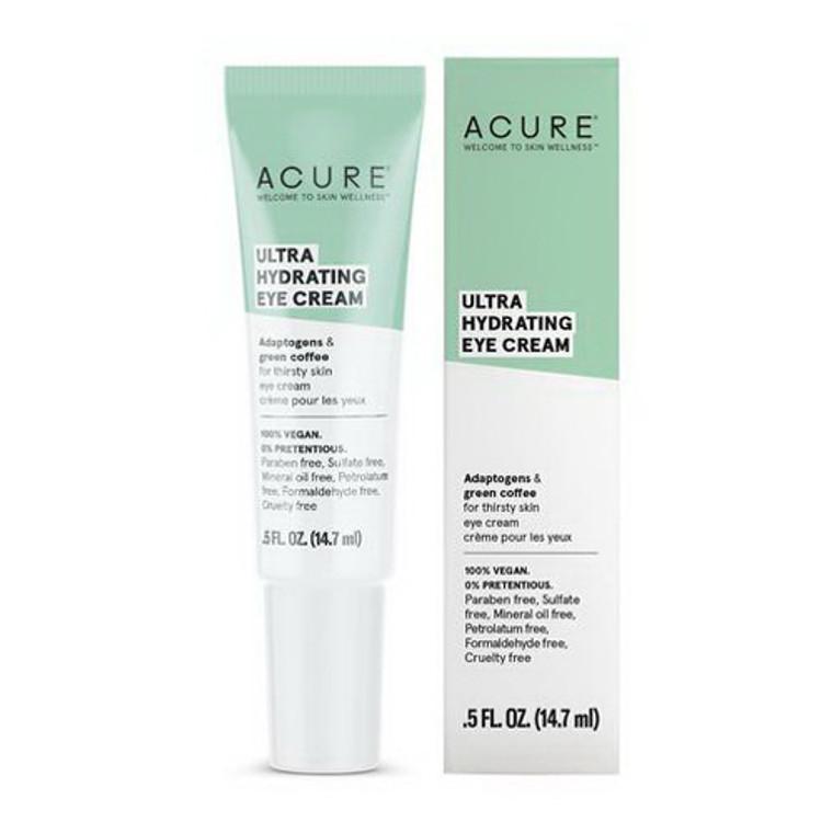 Acure Ultra Hydrating Eye Cream, 0.5  Oz