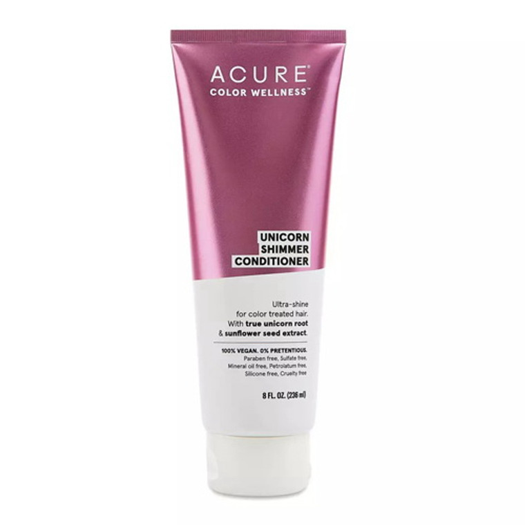 Acure Unicorn Shimmer Hair Conditioner, 8 Oz