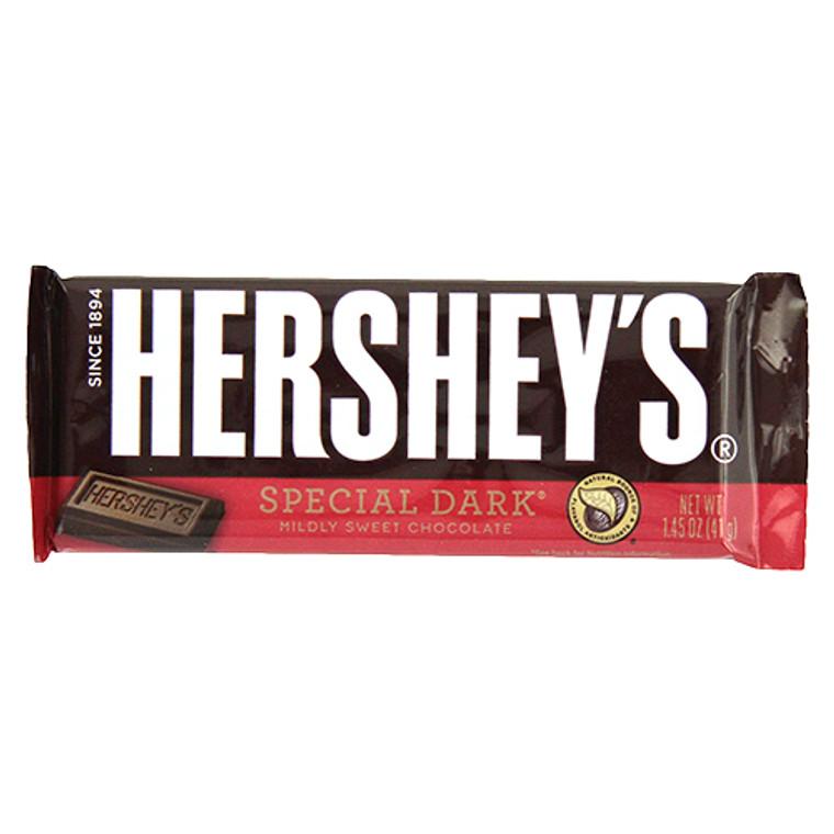 Hersheys Special Dark Chocolate Bar - 1.45 Oz Ea, 36 Pieces