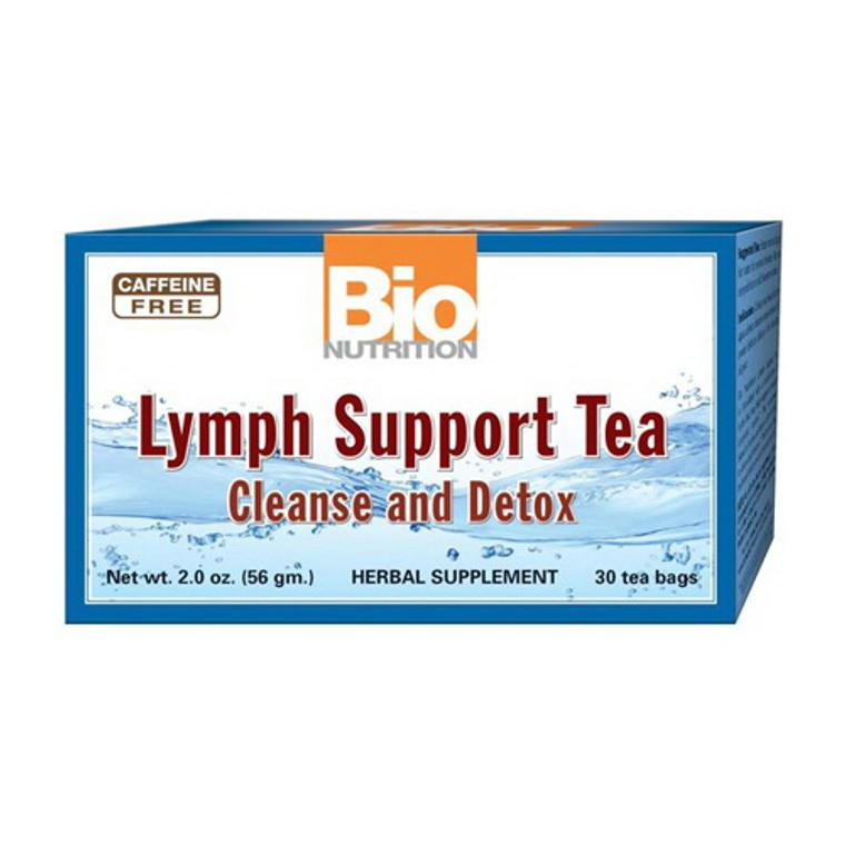 Bio Nutrition Lymph Support Tea, 30 Bags