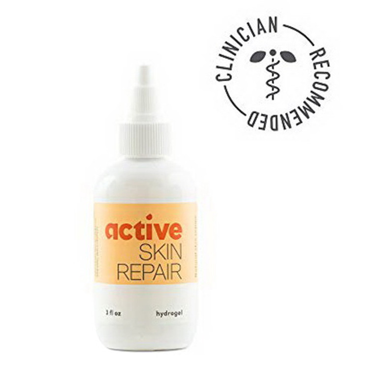 Active Skin Repair Non-Toxic Healing Ointment Hydrogel Spray, 3 Oz