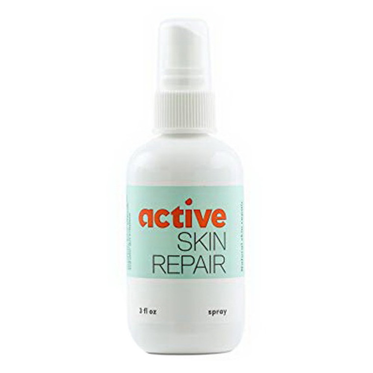 Active Skin Repair Ointment and Antiseptic Spray, 3 Oz
