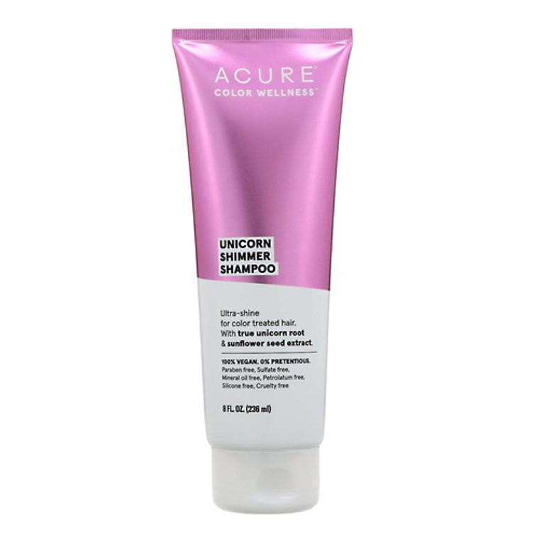 Acure Unicorn Shimmer Shampoo, 8 Oz