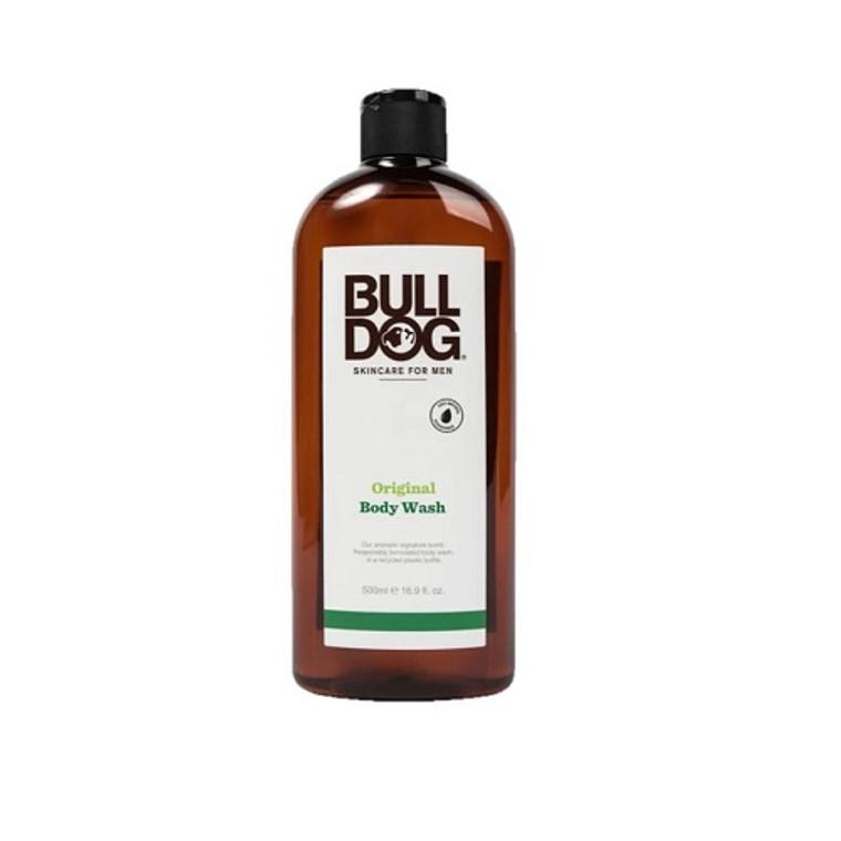 Bulldog Skincare for Men Original Body Wash, 16.9 Oz