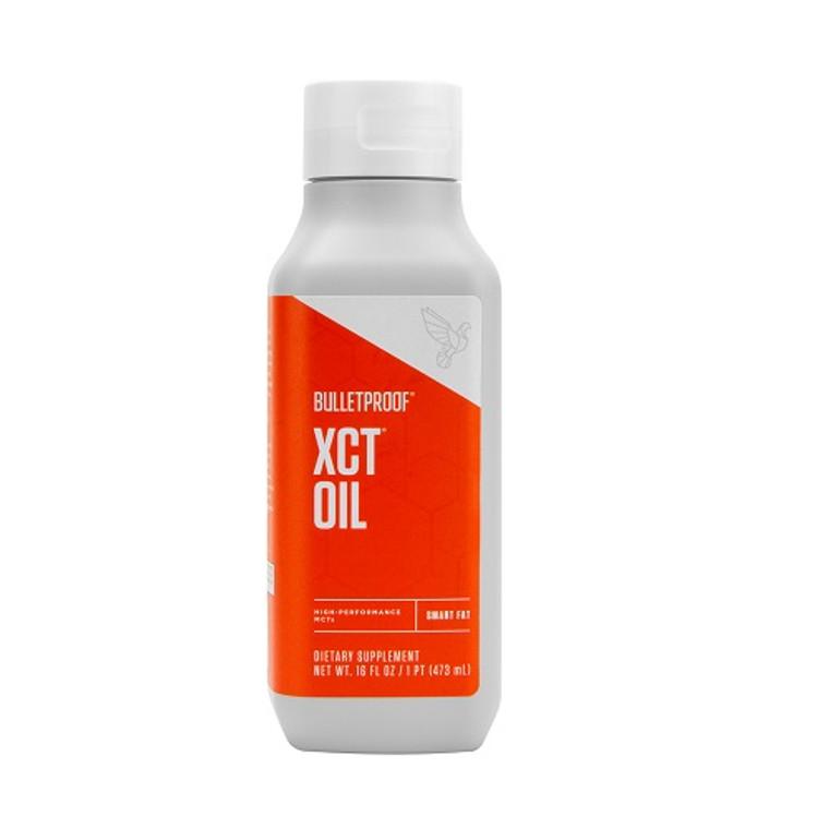 Bulletproof High Performance MCT Smart Fat XCT Oil, 16 Oz