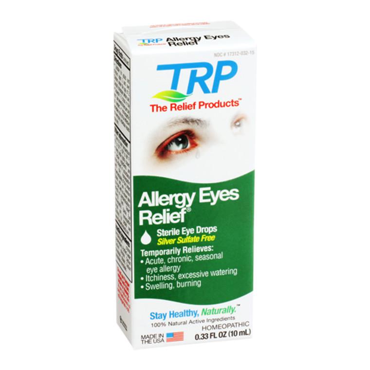 TRP Company Allergy Eyes Relief Eye Drops, 0.33 Oz