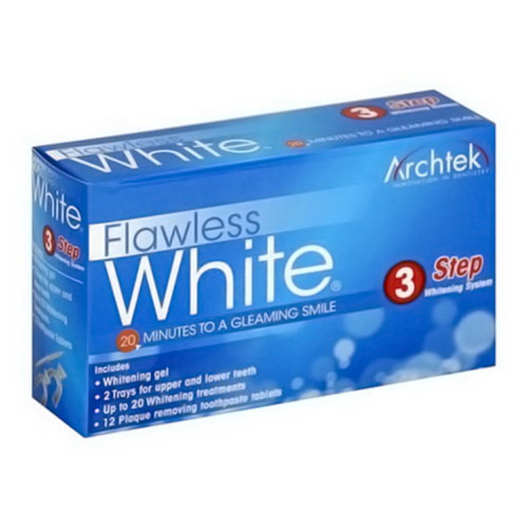 Archtek Flawless White Tooth Whitening Kit, 1 Ea