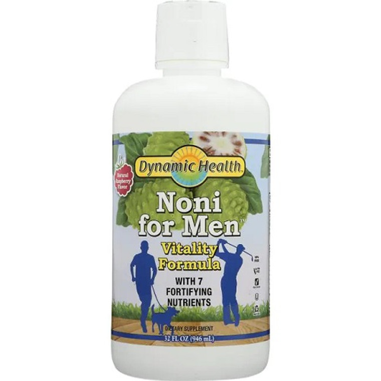 Dynamic Health Noni for Men Vitality Formula, 32 Oz