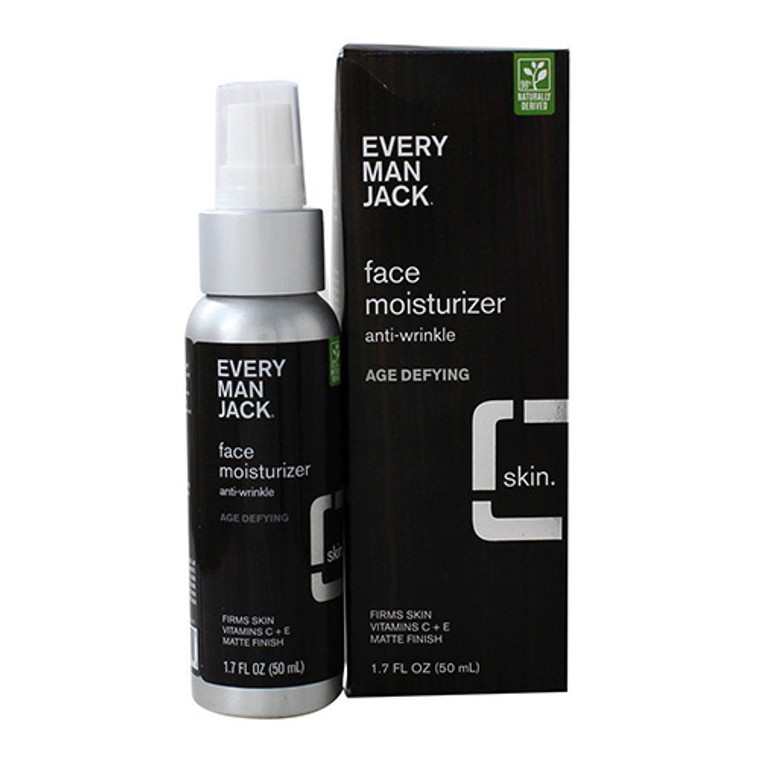 Every Man Jack Age Defying Face Lotion, 1.7 Oz