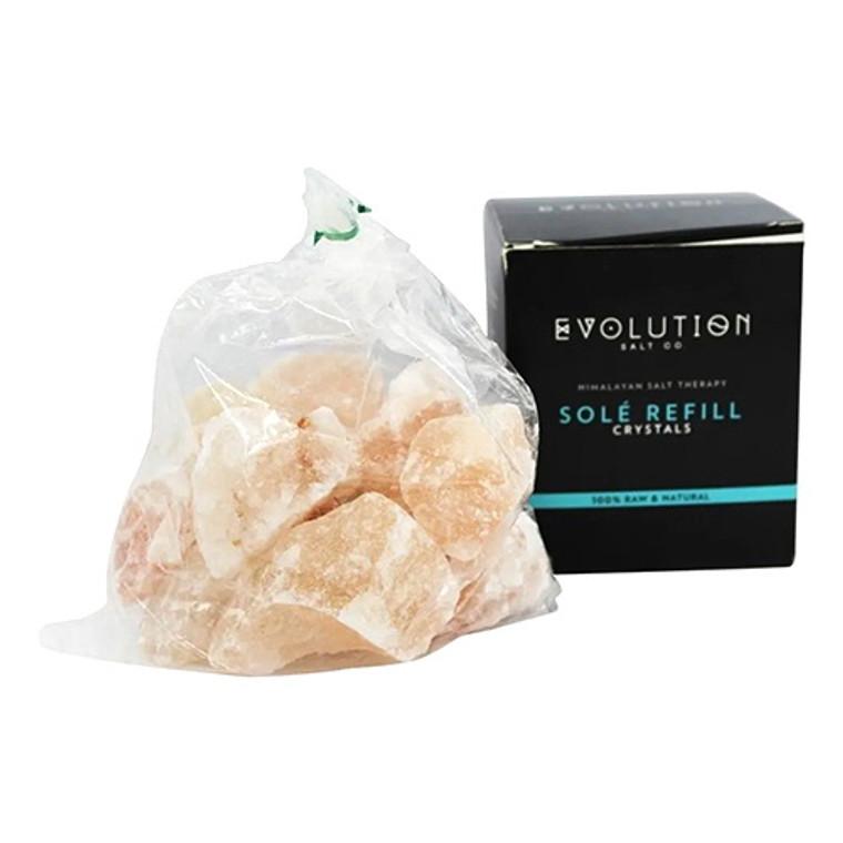 Evolution Salt Sole Refill Crystals, 17 Oz