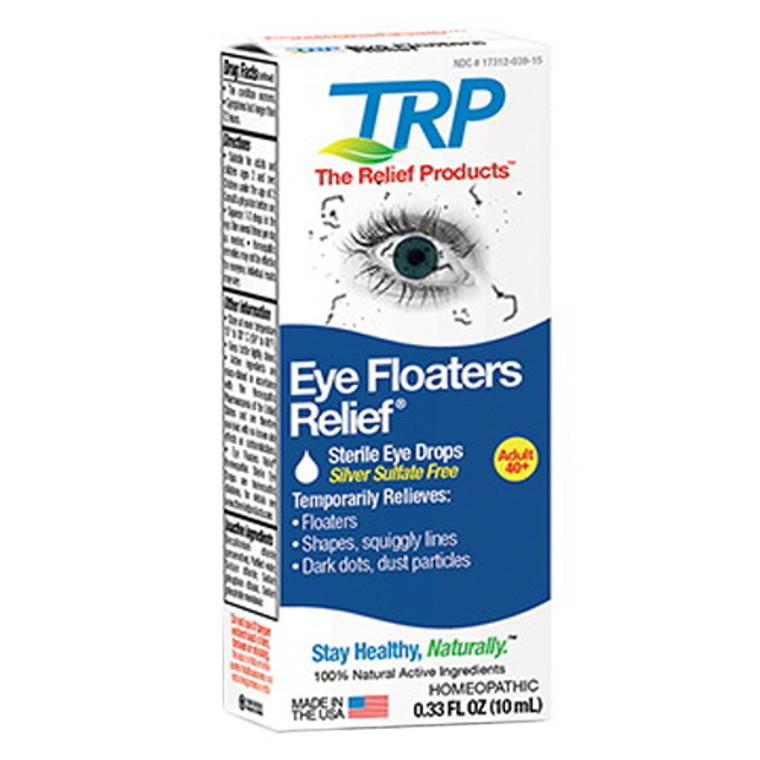 TRP Company Eye Floaters Relief Sterile Eye Drops, 0.33 Oz