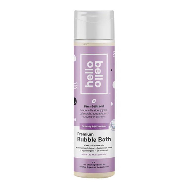 Hello Bello Premium Bubble Bath Calming Soft Lavender, 10 Oz