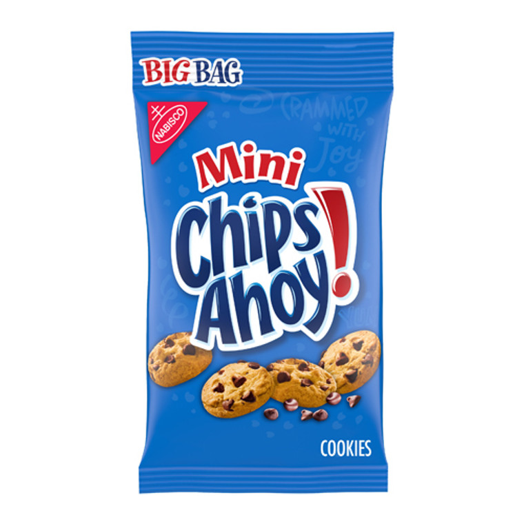 Chips Ahoy! Mini Chocolate Chip Cookies, 3 Oz
