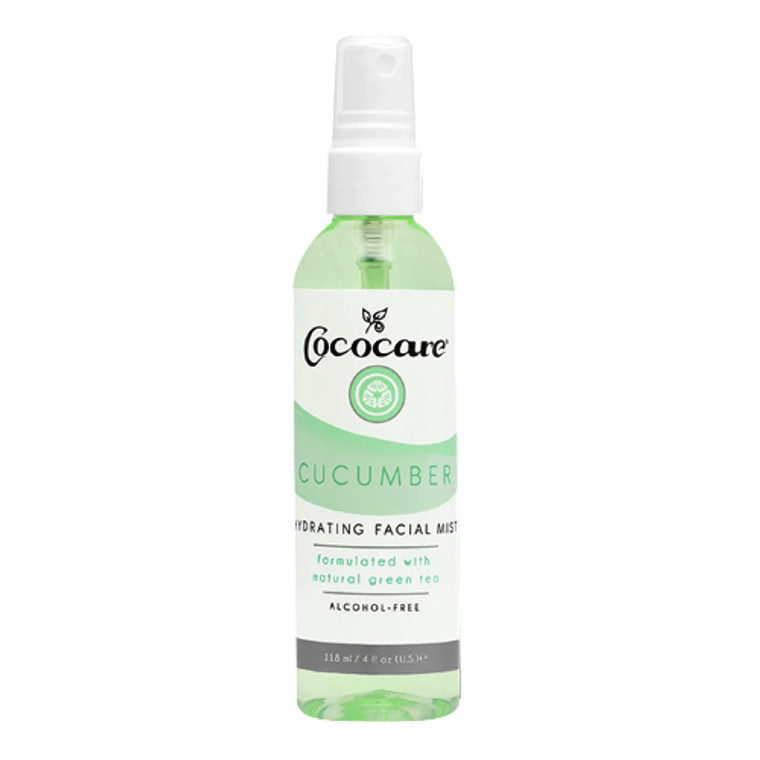 Cococare Cucumber Hydrating Facial Mist, 4 Oz