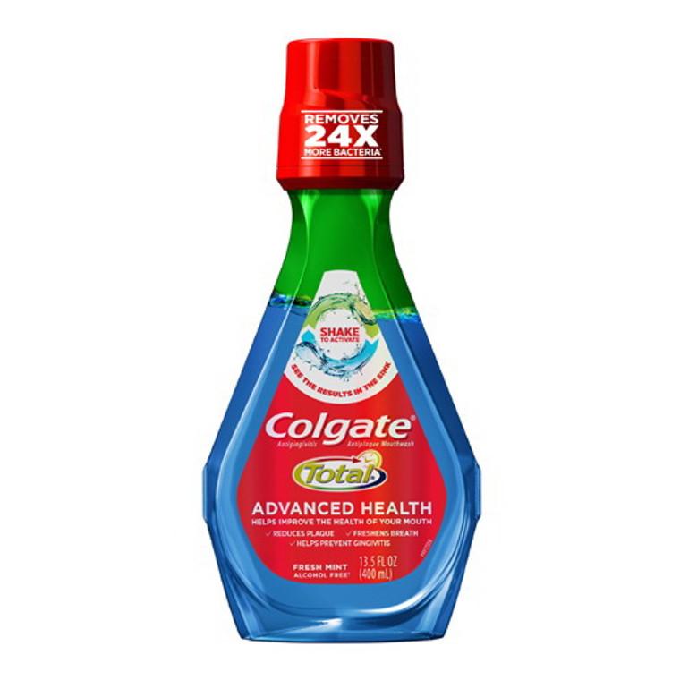 Colgate Total Advanced Health Mouthwash Fresh Mint, 400 mL