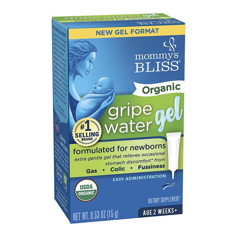 Mommys Bliss Organic Baby Gripe Water Gel, 0.53 Oz