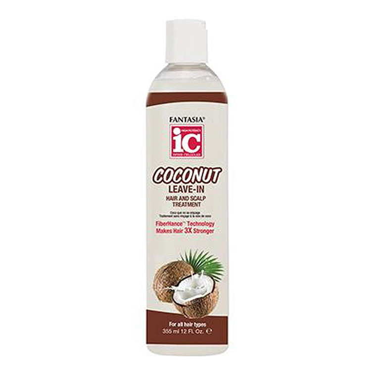 Fantasia Ic Coconut Oil Mist, Silicone Free, 6 Oz