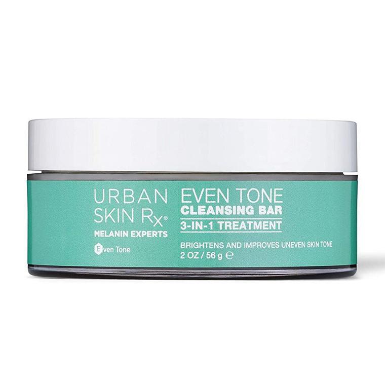 Urban Skin Rx Even Tone Cleansing Bar 3-in-1, 2.0 Oz