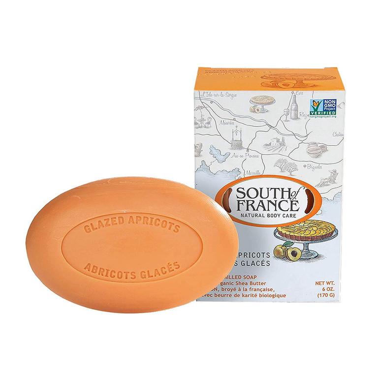 South Of France Soaps Violet Bouquet Natural Bar Soap, 6 Oz