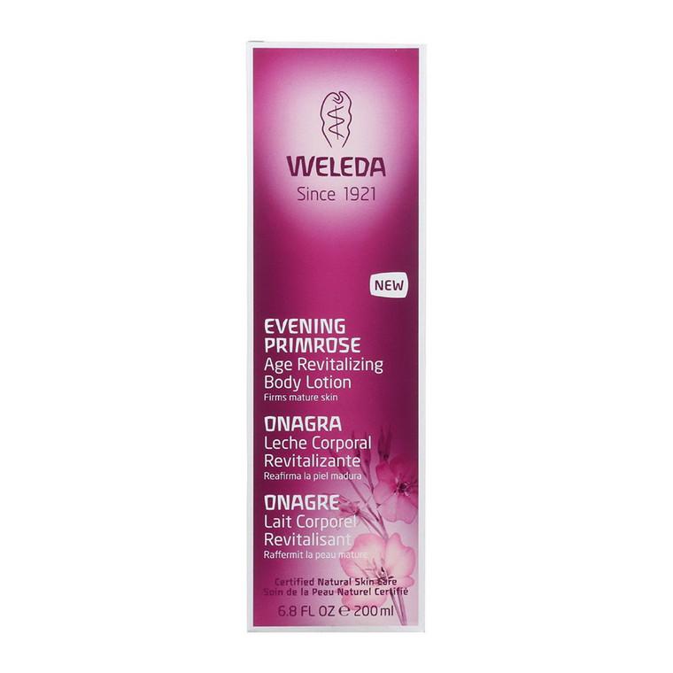 Weleda Evening Primrose Age Revitalizing Body Lotion, 6.8 Oz