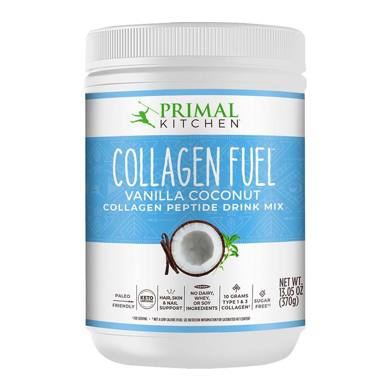 Primal Kitchen Collagen Fuel Vanilla Coconut Protein Drink Mix, 13.05 Oz