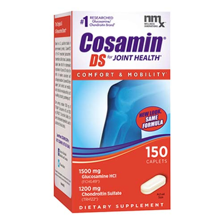 Cosamin Ds Exclusive Formula Joint Health Supplement Tablets - 150 Ea