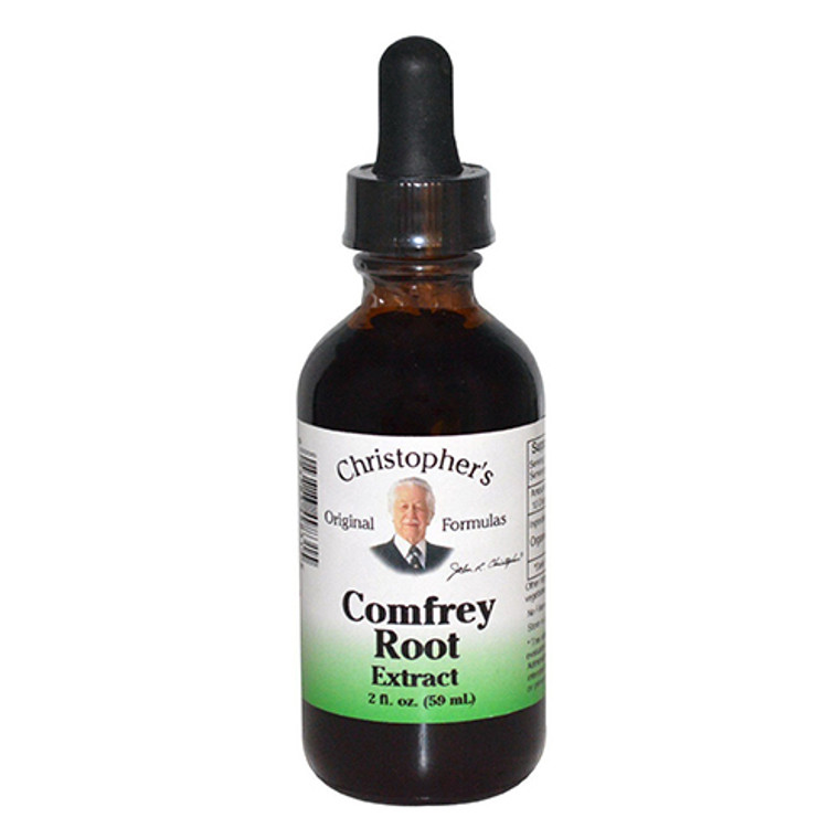 Dr. Christophers Original Comfrey Root Liquid Extract - 2 Oz