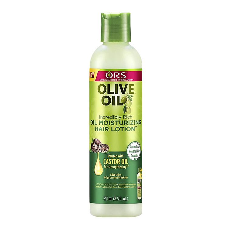 Organic Root Stimulator Olive Oil Moisturizing Hair Lotion - 8.5 Oz